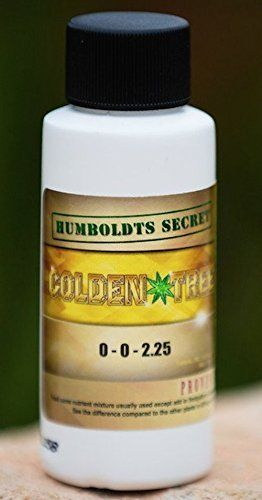 1 best plant food for all plants and trees humboldts secret golden tree growth