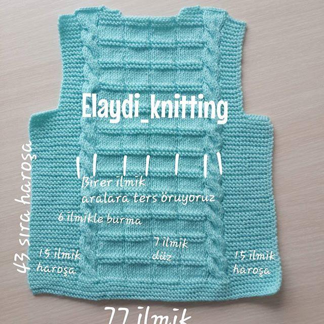 Huzur Sokagi Yasamaya Deger Hobiler Baby Knitting Patterns Bebek Erkek Bebek