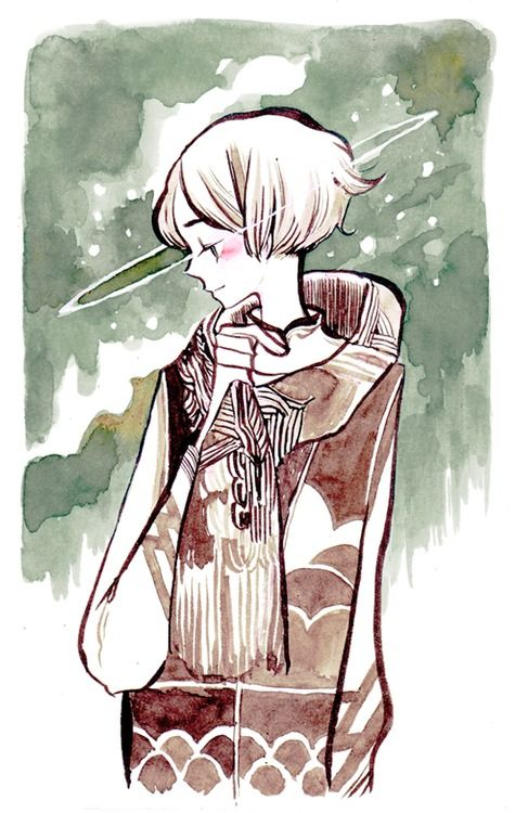 wintry by koyamori on deviantart starry nights pinterest deviantart drawings and characters