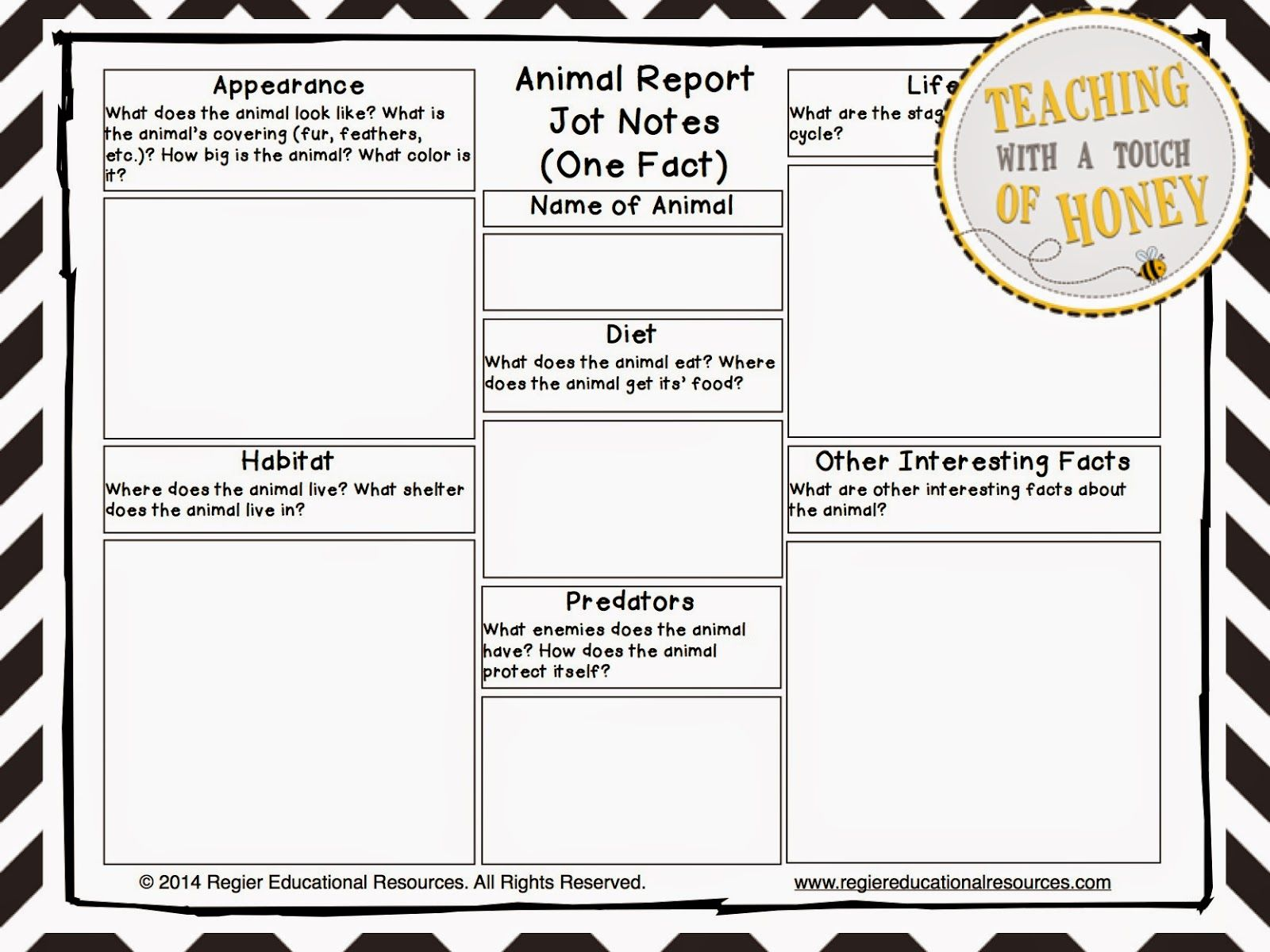 Report Writing Can Be Challenging For Students. Use These Differentiated Animal  Report Writing Templates With Your Students To Meet Their Diverse Learning  ... Design Inspirations
