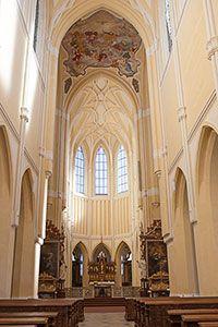 Cathédrale de l'Assomption de Notre-Dame de Sedlec, Tchéquie     #Santini #Sedlec #Tchequie #Czechia