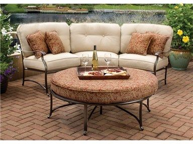 agio international outdoor heritage set is a lovely way to add