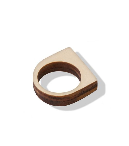High quality Laser-Cut Minimal 02 Timber Ring. Ready to wear. Available in 12 ring sizes. Created, designed and built in Melbourne, Australia. Paint or varnish to your liking. $15AUD via http://architactcollective.com/collections/pre-built-rings/products/the-minimal-two-design-timber-ring