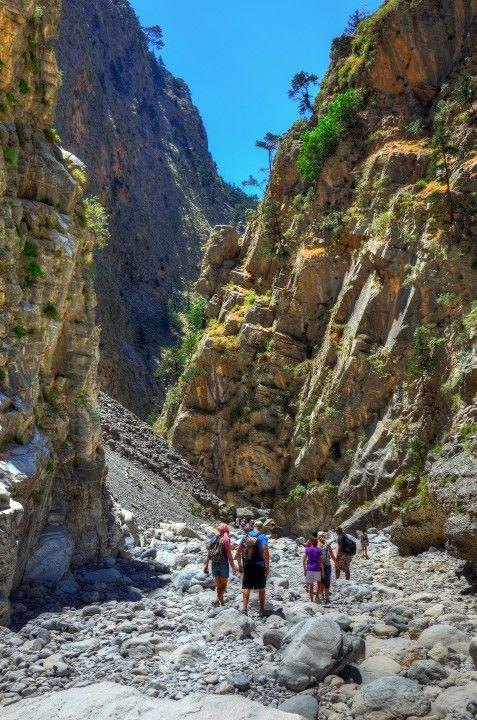Tourline - Samaria Gorge »