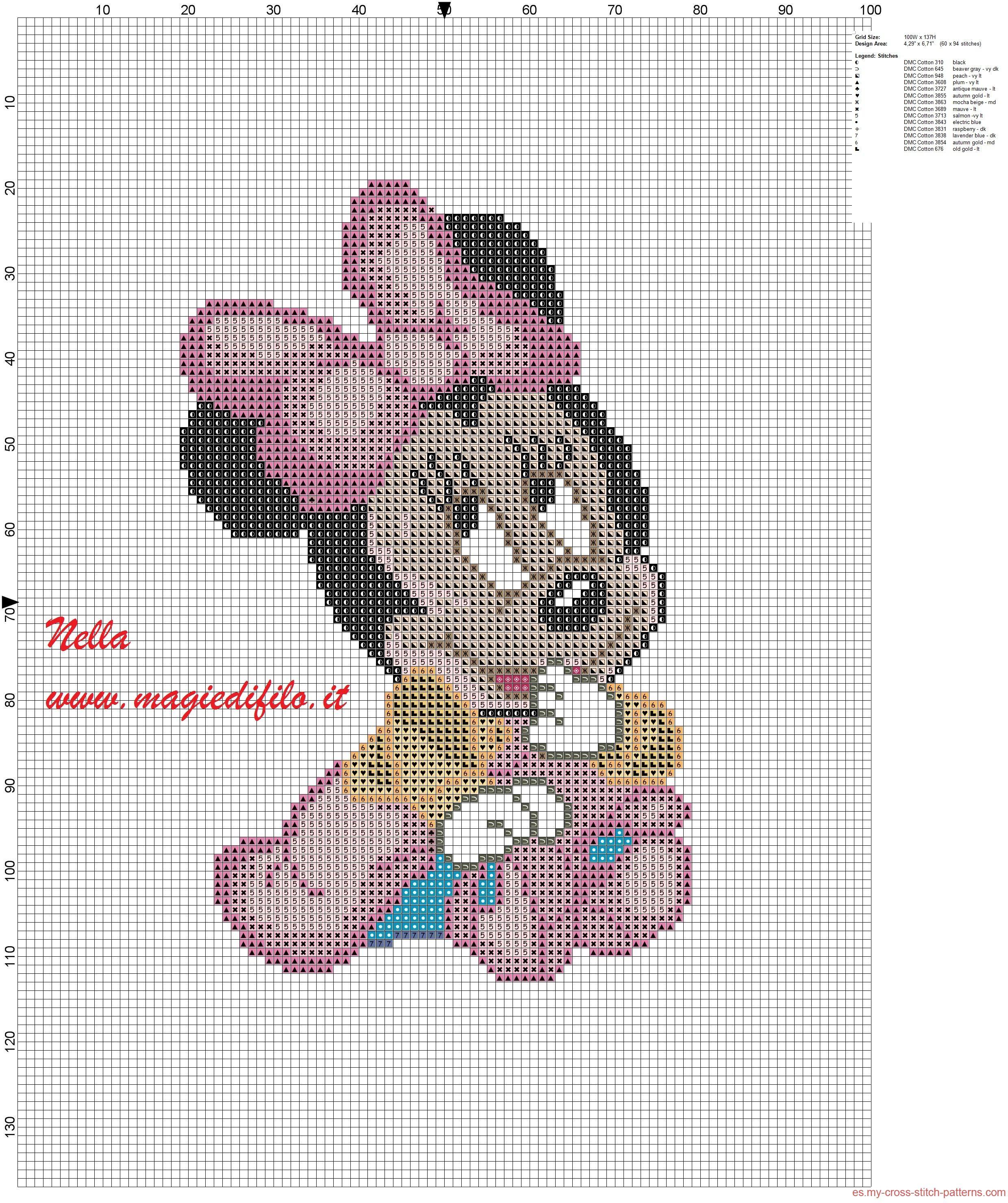 Minnie mouse bebe con el vestido y los zapatos | mickey mouse y sus ...