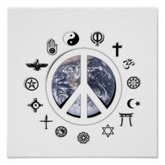 multi religion symbols - Google Search