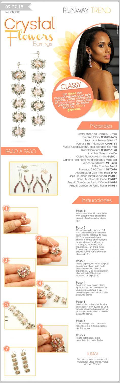Proveedor de bisuteria componentes y accesorios para for Accesorios para albercas monterrey