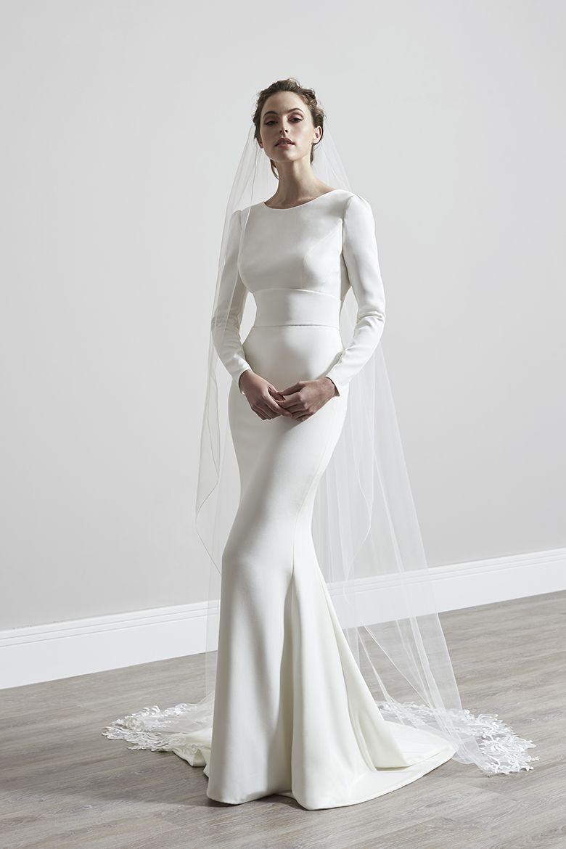 6e559288dbb0 Bridal Fashion Week Trends Fall 2019. Little White Dress Bridal Shop.  Denver, CO.
