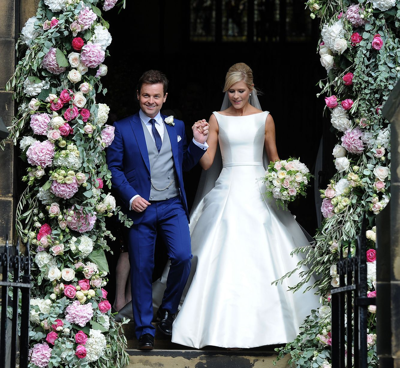 Declan Donnelly And Ali Astall Wedding: First Picture Of
