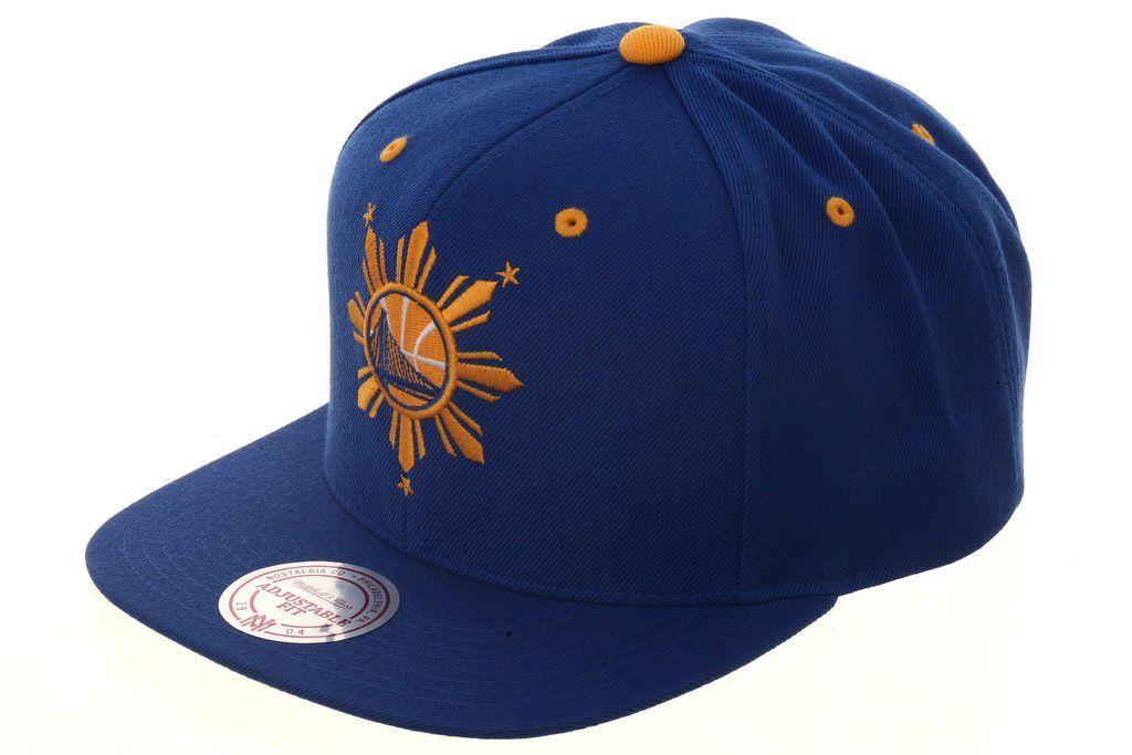 Golden State Warriors Philippines Exclusive Hat  1cf33eae23d