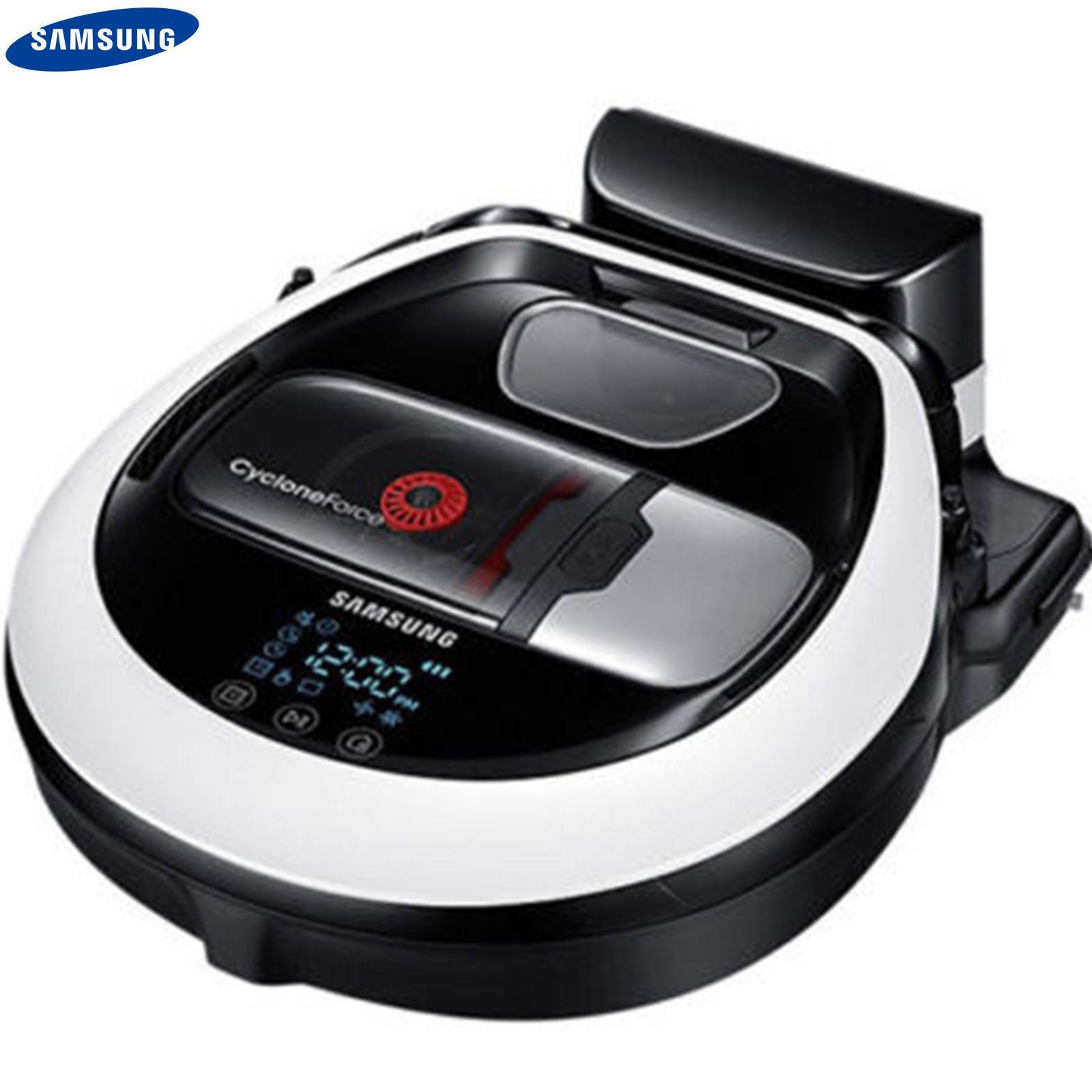 Samsung Powerbot Vr10m7030uw Robot Vacuum Cleaner Robot Vacuum Robot Vacuum Cleaner Cleaning Master