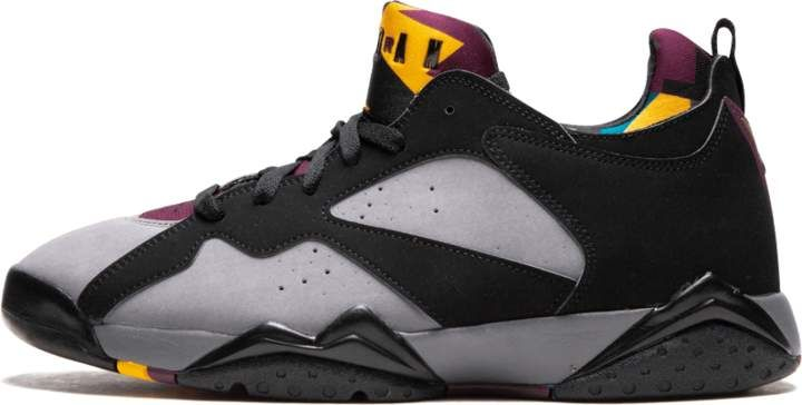 buy online 3a345 20097 Air Jordan 7 Low NRG Black Bordeaux