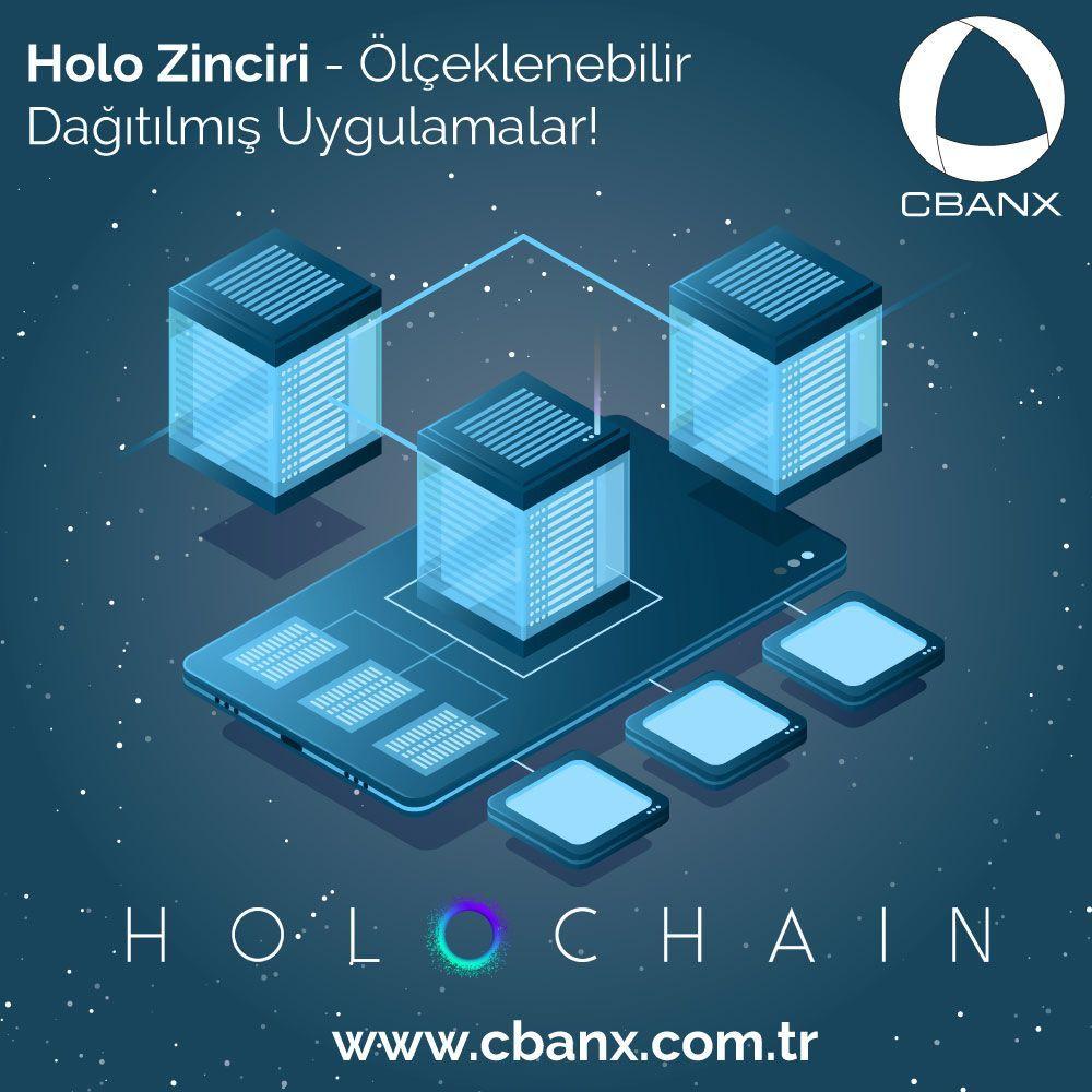Holochain, insanların kendi verilerine sahip olmalarına