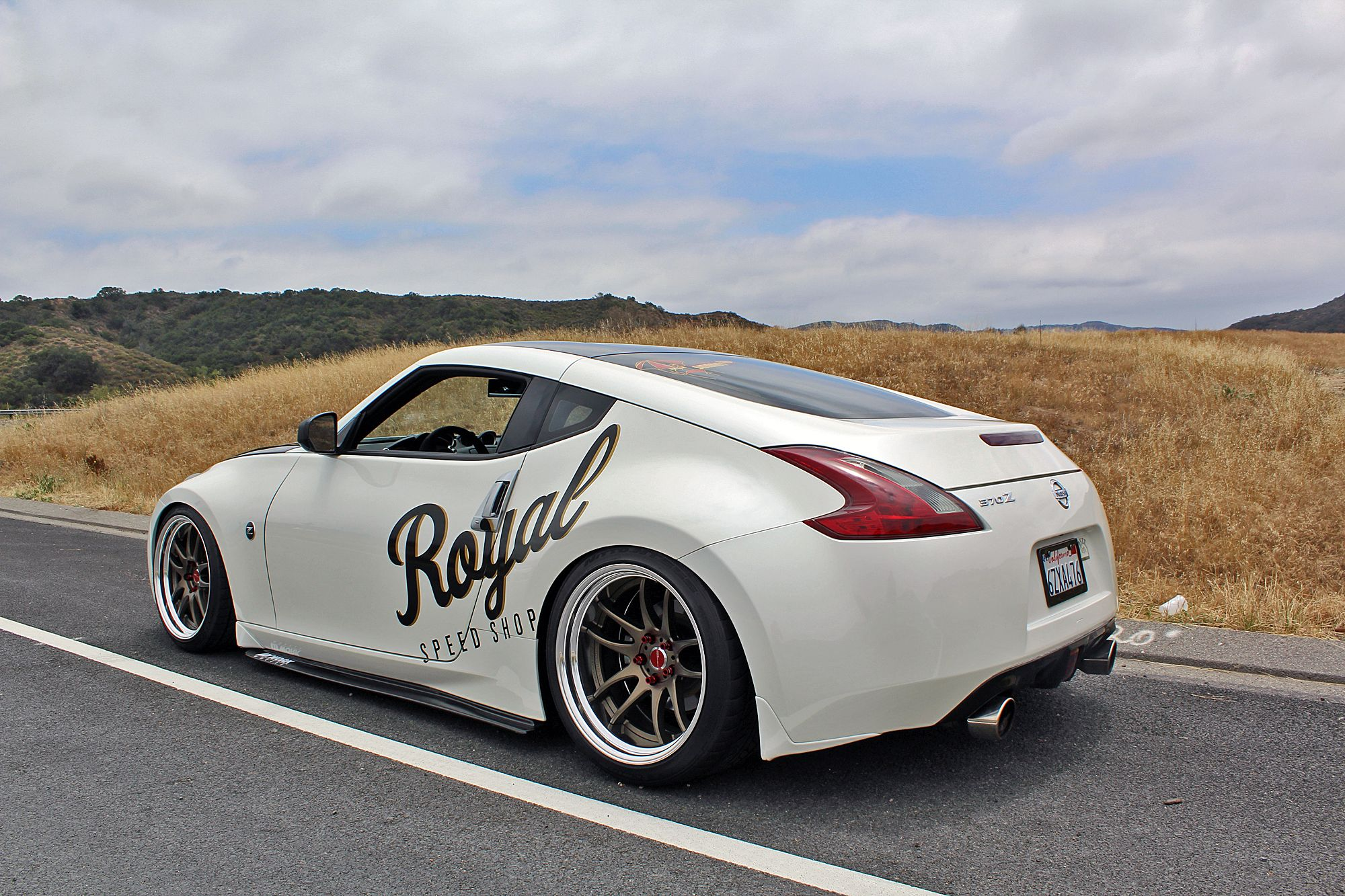 ficial] 370z wheel fitment guide pics specs only Page 12