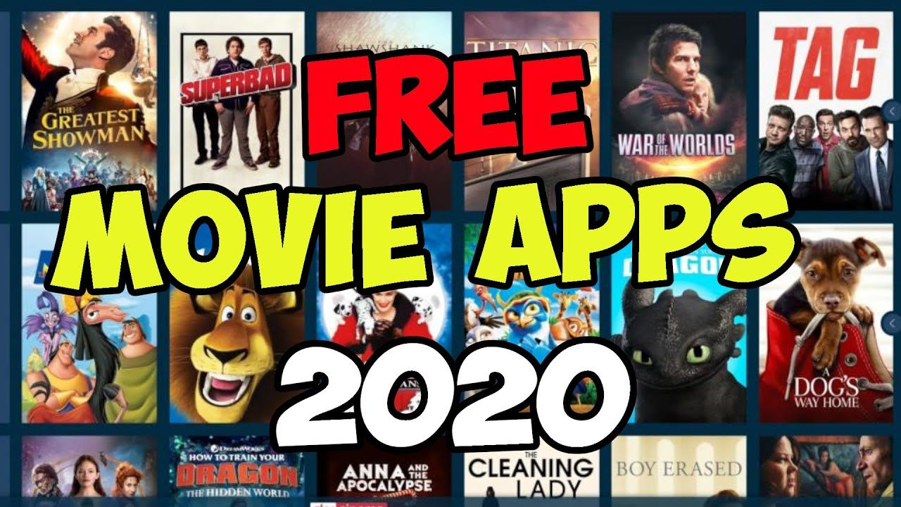 Free Movie Apps For Firestick 2020 in 2020 Free movies