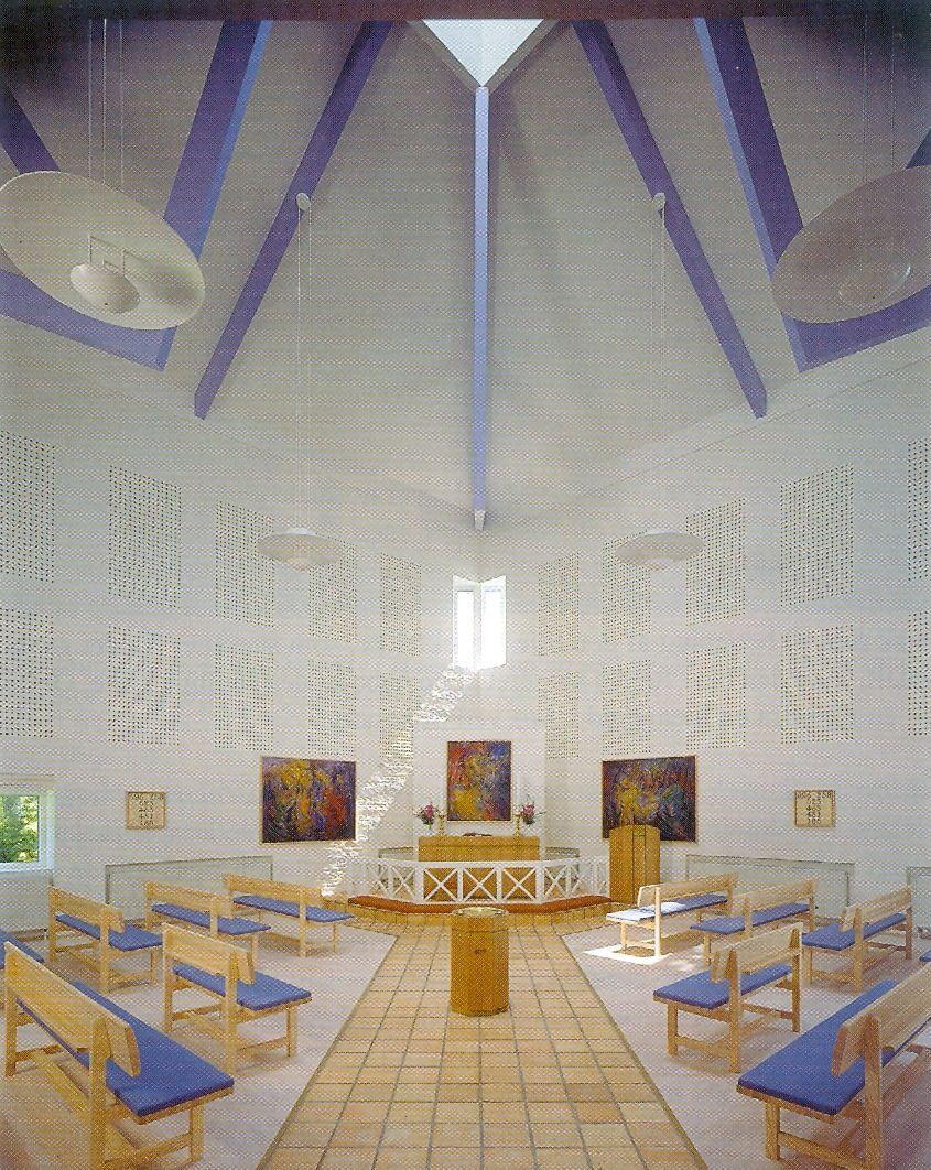 Harreslev Danske Kirke Kirke Udsmykning