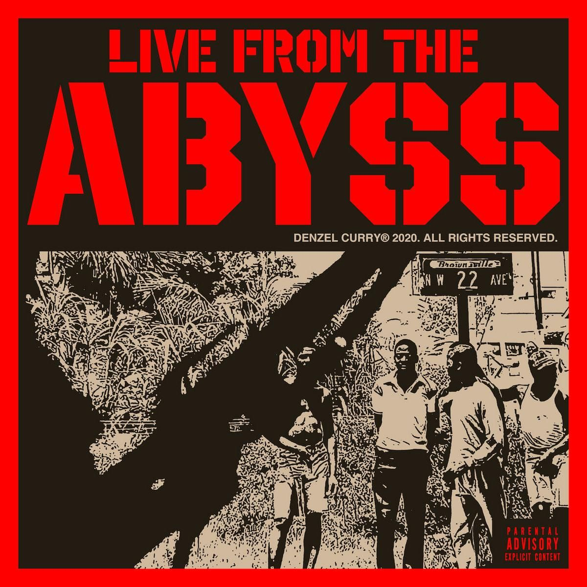 Live From The Abyss Denzel Curry In 2020 Denzel Curry Popular Music Videos New Music Releases