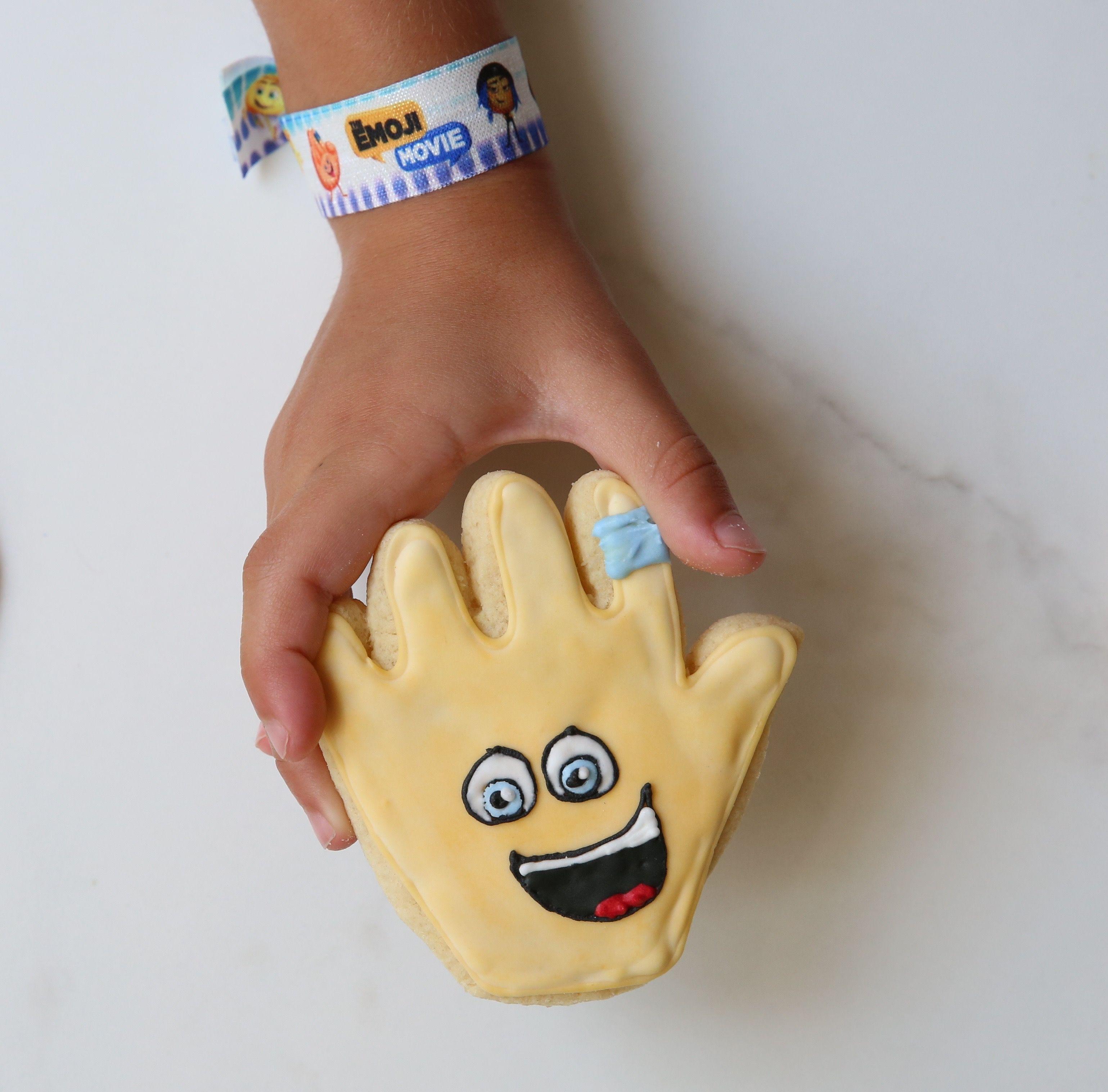 We Re Celebrating Worldemojiday And Teaming Up With The Emoji Movie To Bring You Emoji Cookie Recipes More Foodstirs Organic Baking Baking Kit
