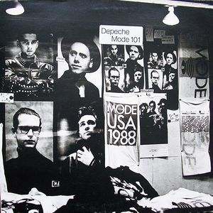 Depeche Mode 101 Vinyl Lp Album At Discogs Depeche Mode Mode Musique