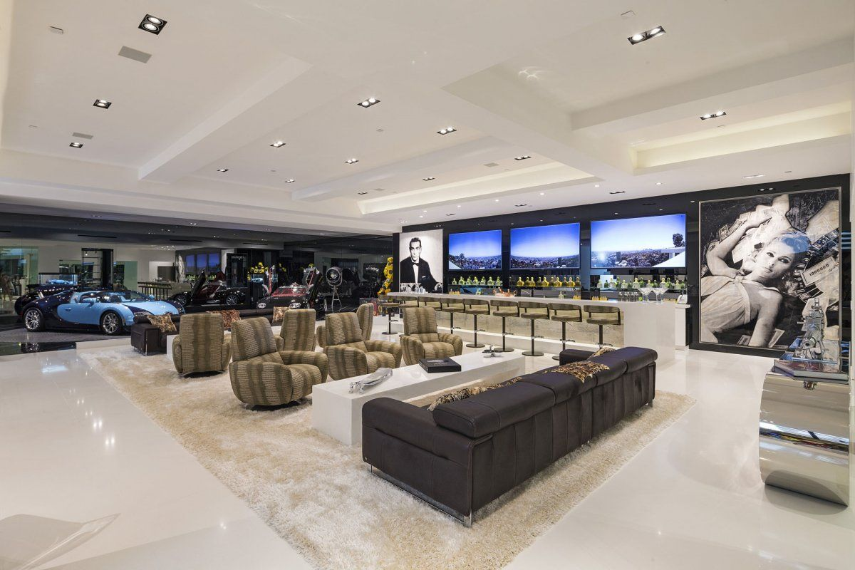 Luxury Basement Los Angeles