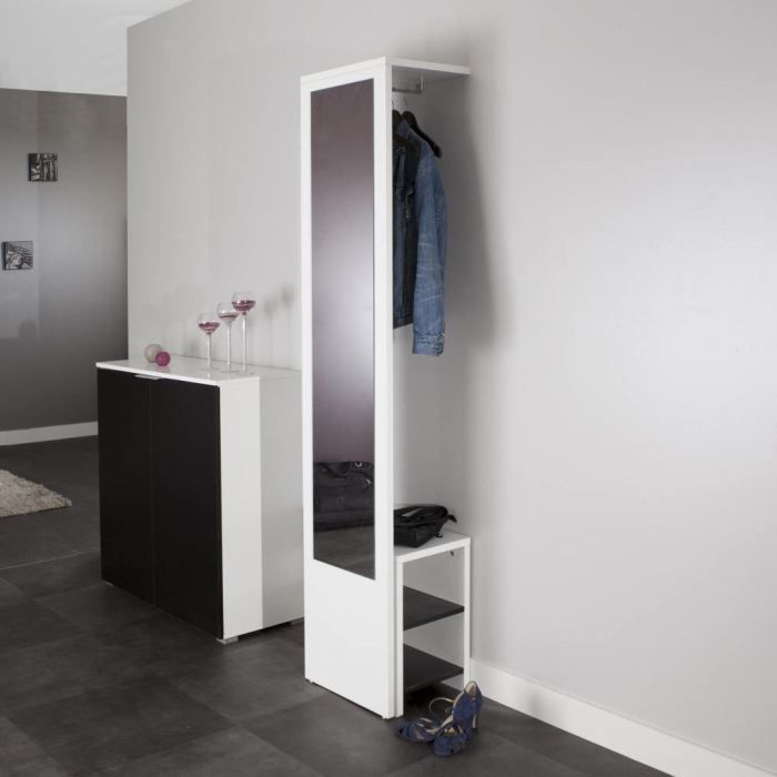 Shoes vestiaire banc chaussures shoes - Meuble banc d entree ...