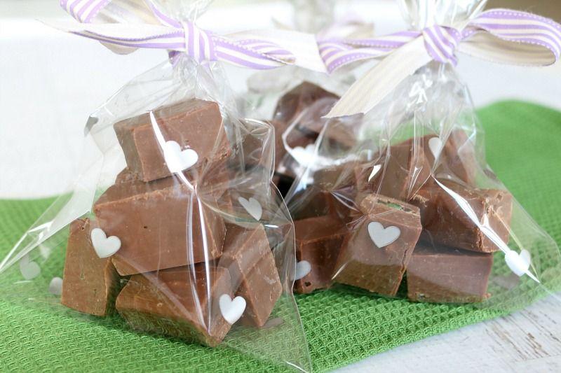 Fudge 3 Peppermint crisp, Fudge, Peppermint fudge