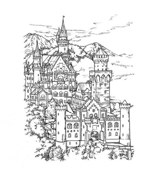Malvorlagen Schloss Regenbogen Filly Ausmalbilder Malvorlage Clm