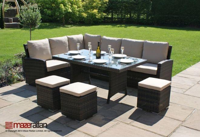 Peachy Deck Furniture Dubai Al Fresco Dining Dubai Garden Interior Design Ideas Clesiryabchikinfo