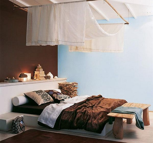 30 African Style Interior Designs Exotische Schlafzimmer