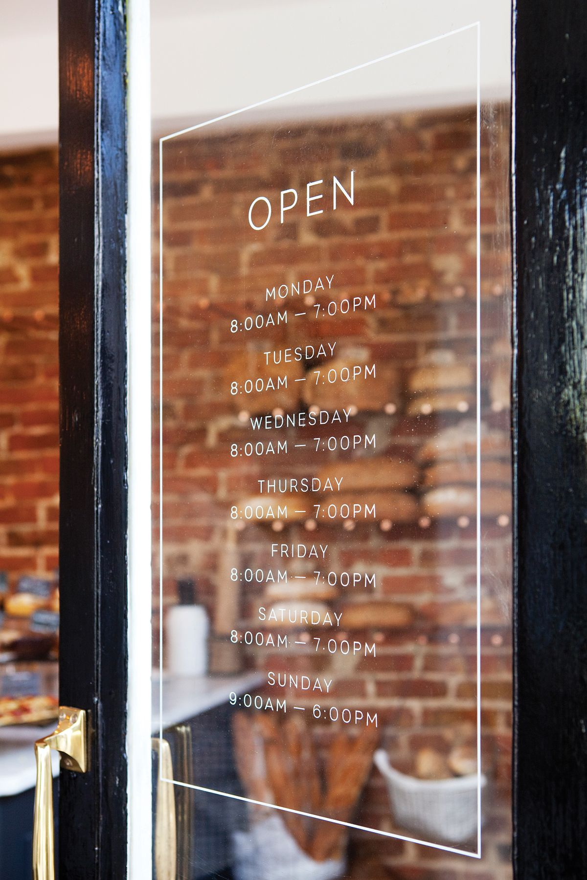 The Flour Pot Bakery — Made in Brighton on Behance …