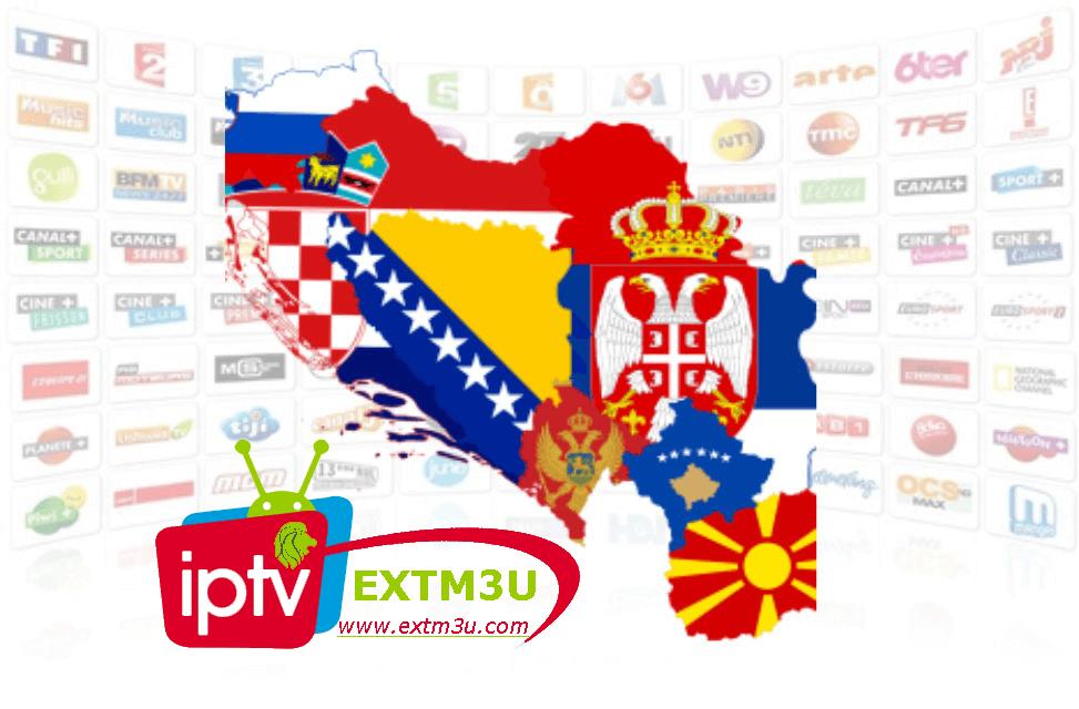 IPTV exyu kanali playlist, smart tv, channels, iptv 2019