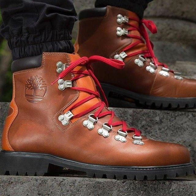 b72822d2039c7a The original  Timberland waterproof hiking boot. Back for the first time  since  1978