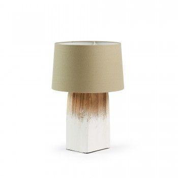 Lampe  poser Moala blanc lampeh Pinterest