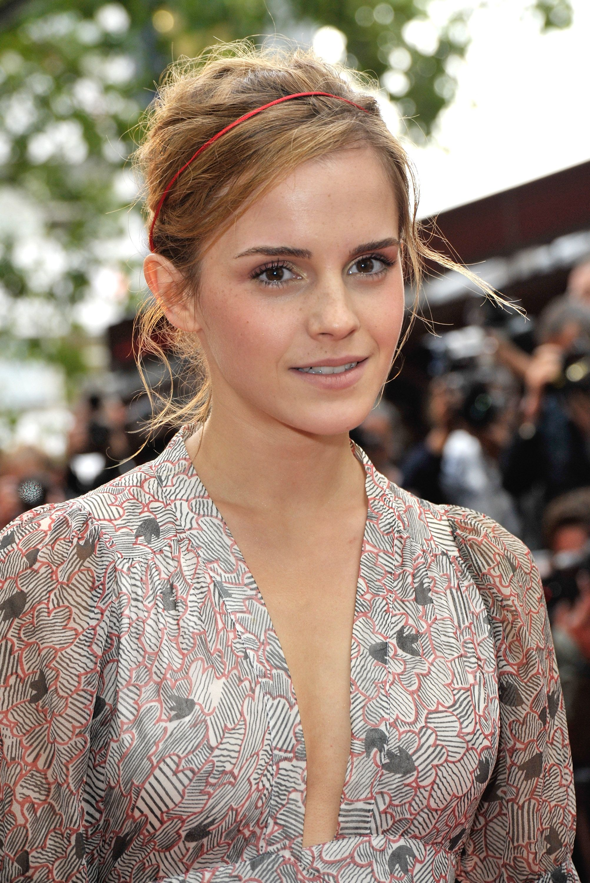 Emma Watson Harry Potter And The Half Blood Prince UK Premiere