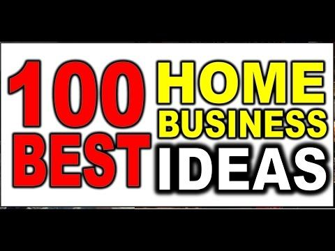 Home Business Ideas You Never Thought Of Https I Ytimg Com