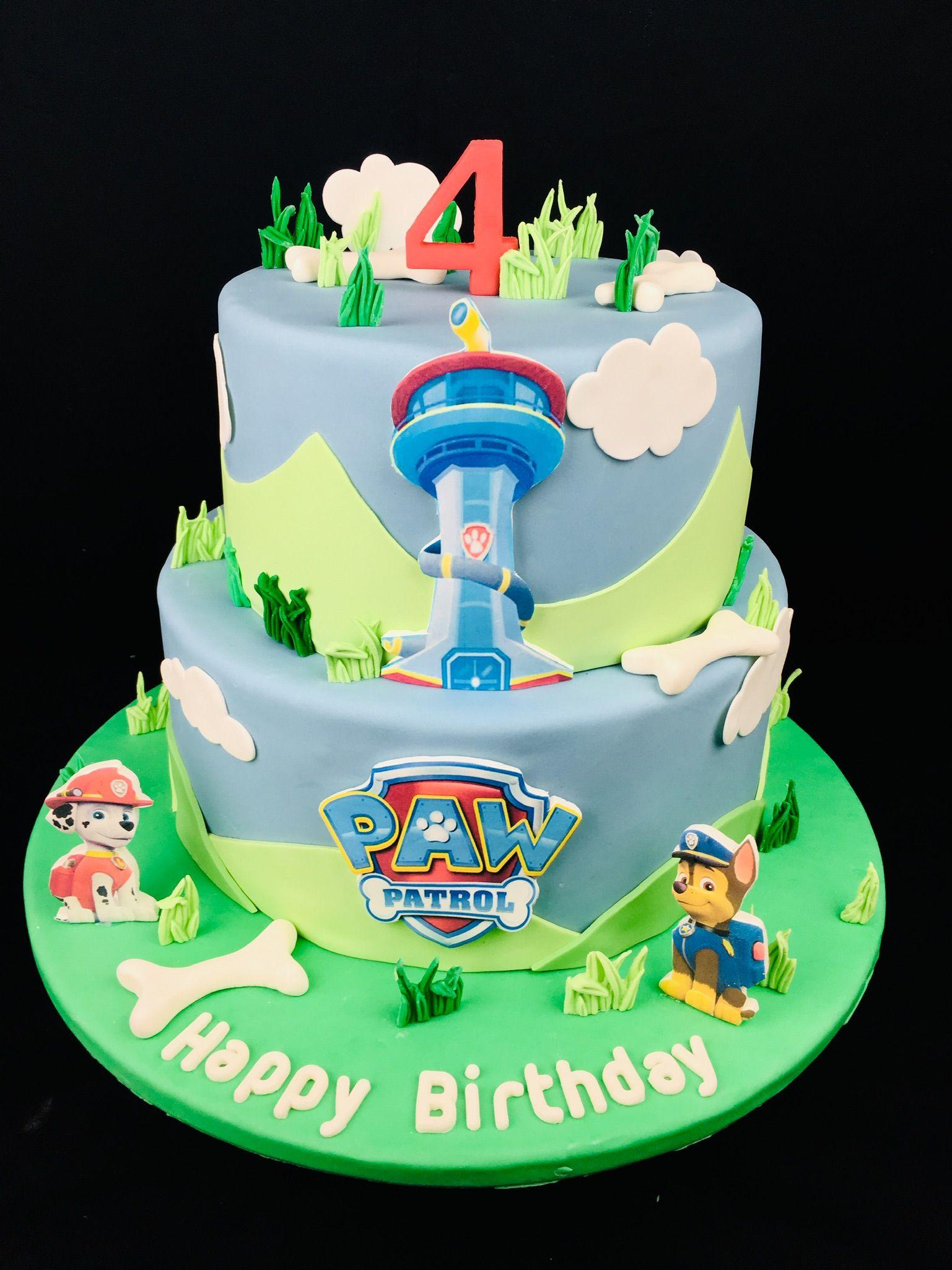 Torte Kuchen Geburtstagstorte Geburtstagskuchen Geburtstag Motivtorte Fondant Bottrop Ruhr Torte Kindergeburtstag Paw Patrol Torte Torte Kindergeburtstag Junge