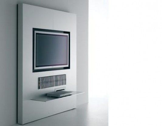 Awesome Tv On Wall Mount