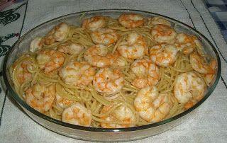 Espaguettis al ajillo