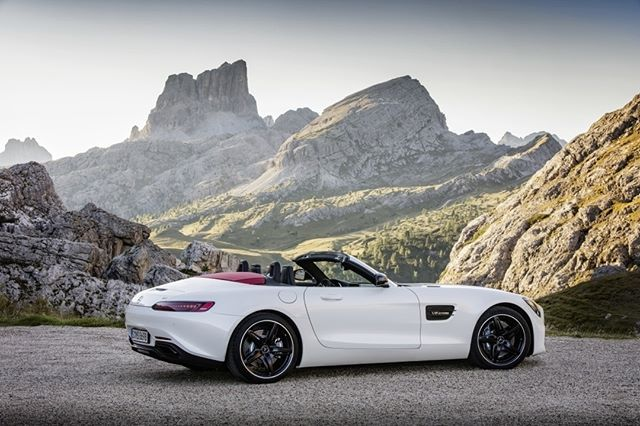 New Mercedes Roadster 2016