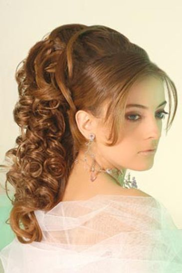 Latest Party Hairstyles For Girls Latest Girls Hairstyles For