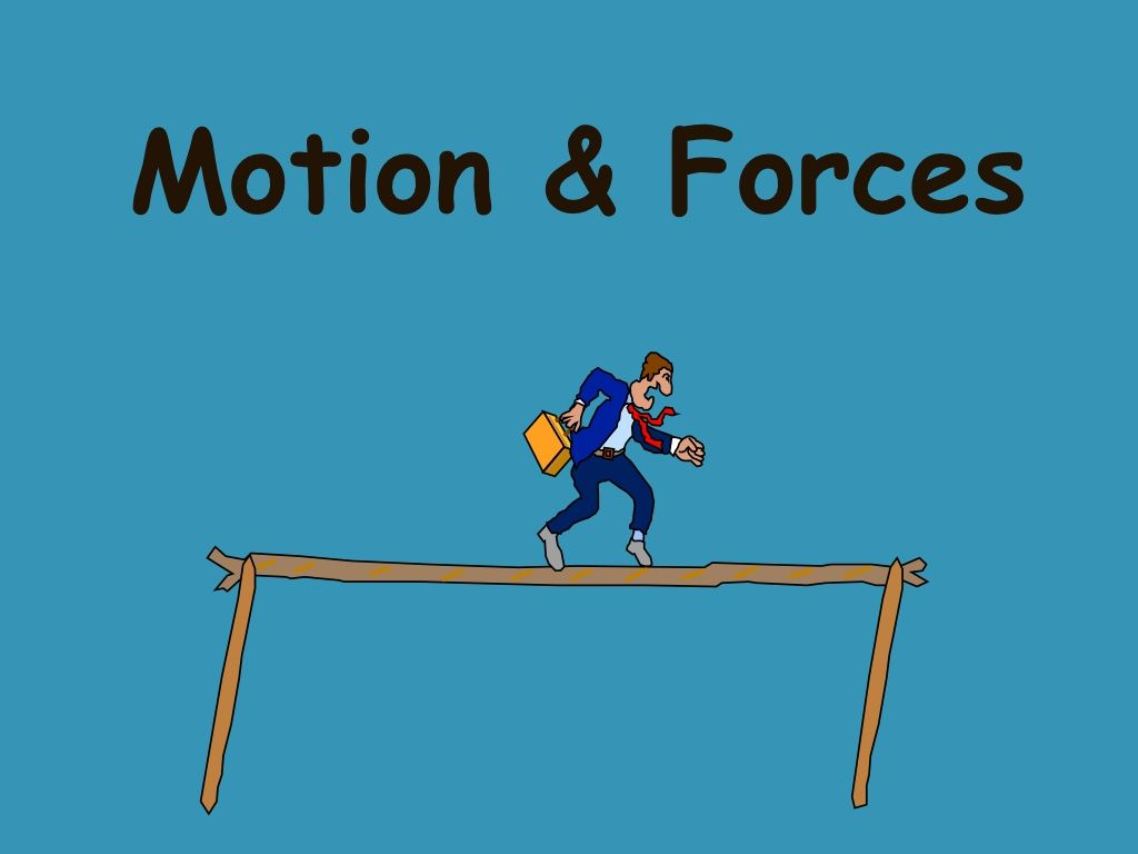 Force Motion By Joan Shinkle Via Slideshare