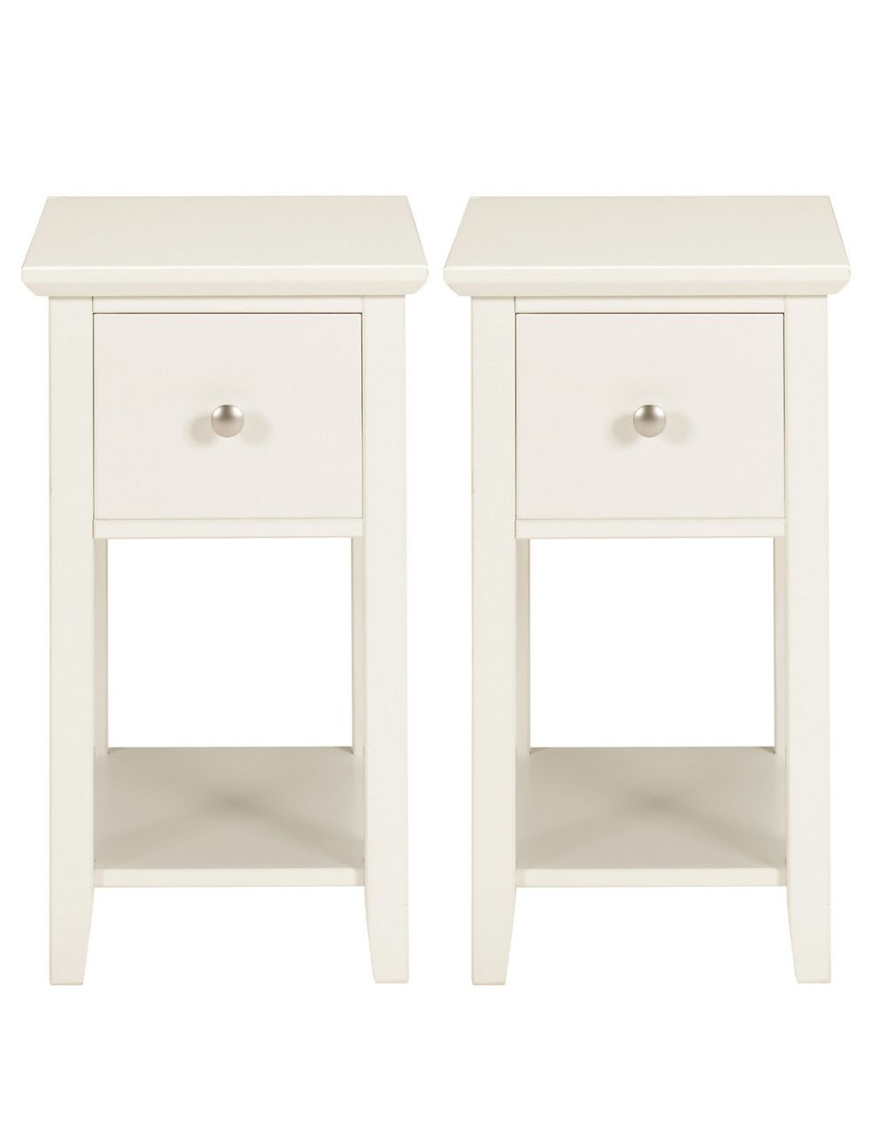 Lovely Very Small Bedside Table