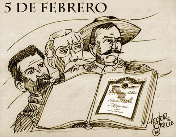 Constitucion Del 5 De Febrero De 1917 Venustiano Carranza Entonces Primer Jef Constitucion Mexicana Libro De La Constitucion Constitucion Mexicana Para Ninos