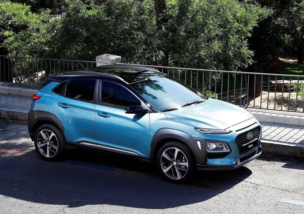 Hyundai Kona 2019 2020 A Estreia Mundial De Novos Itens Hyundai Preco Consumo Interior E Ficha Tecnica Carros Novos Crossover Auto