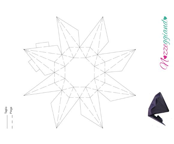 template sagoma diamante portaconfetti arch ideas pinterest arch