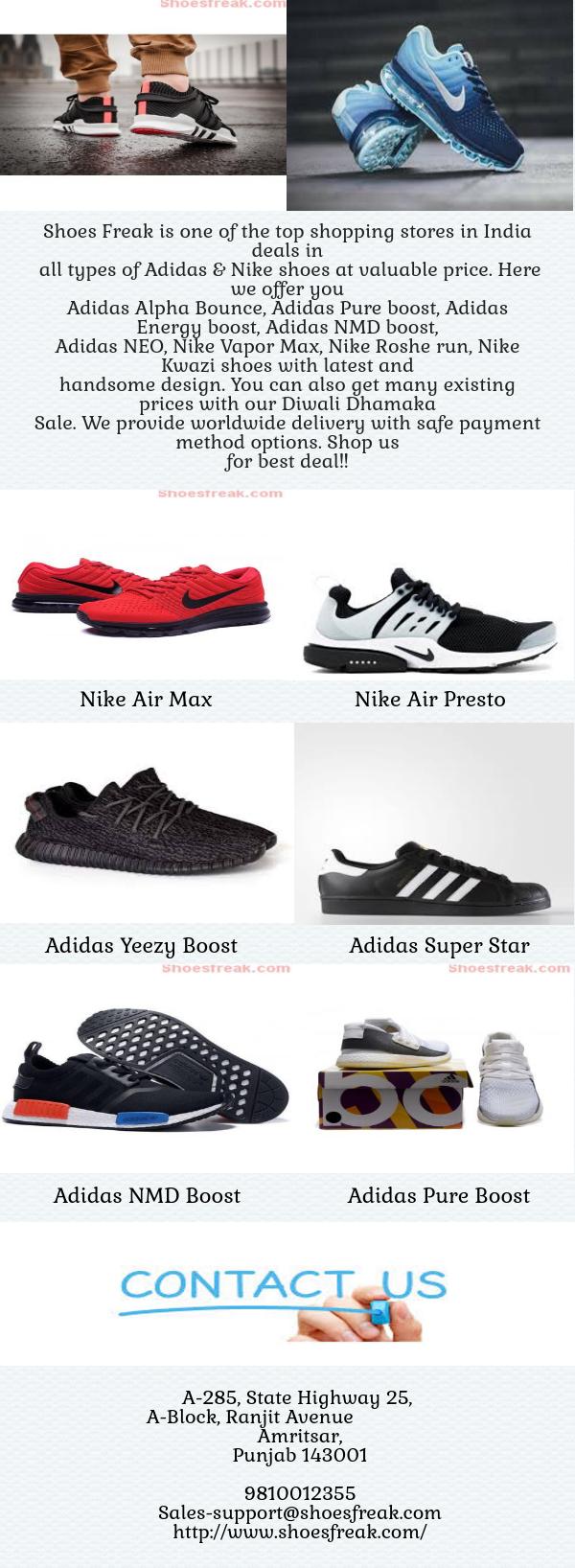 Adidas nmd boost, Adidas pure boost