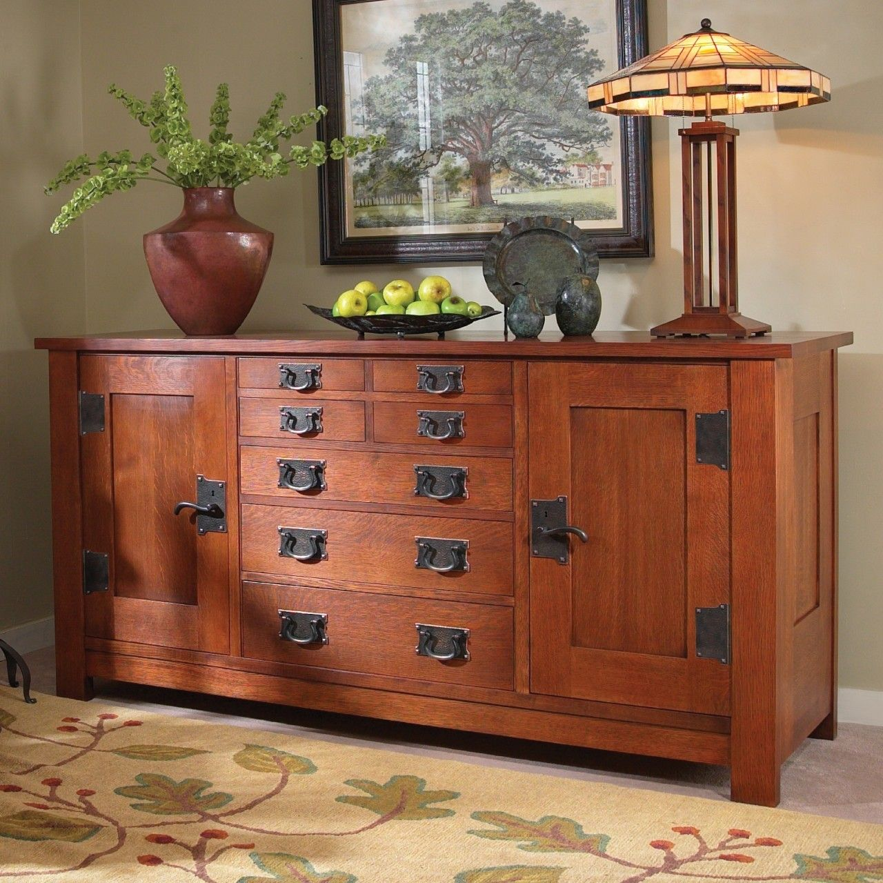 Mission syracuse sideboard chicago furniture tomsprice
