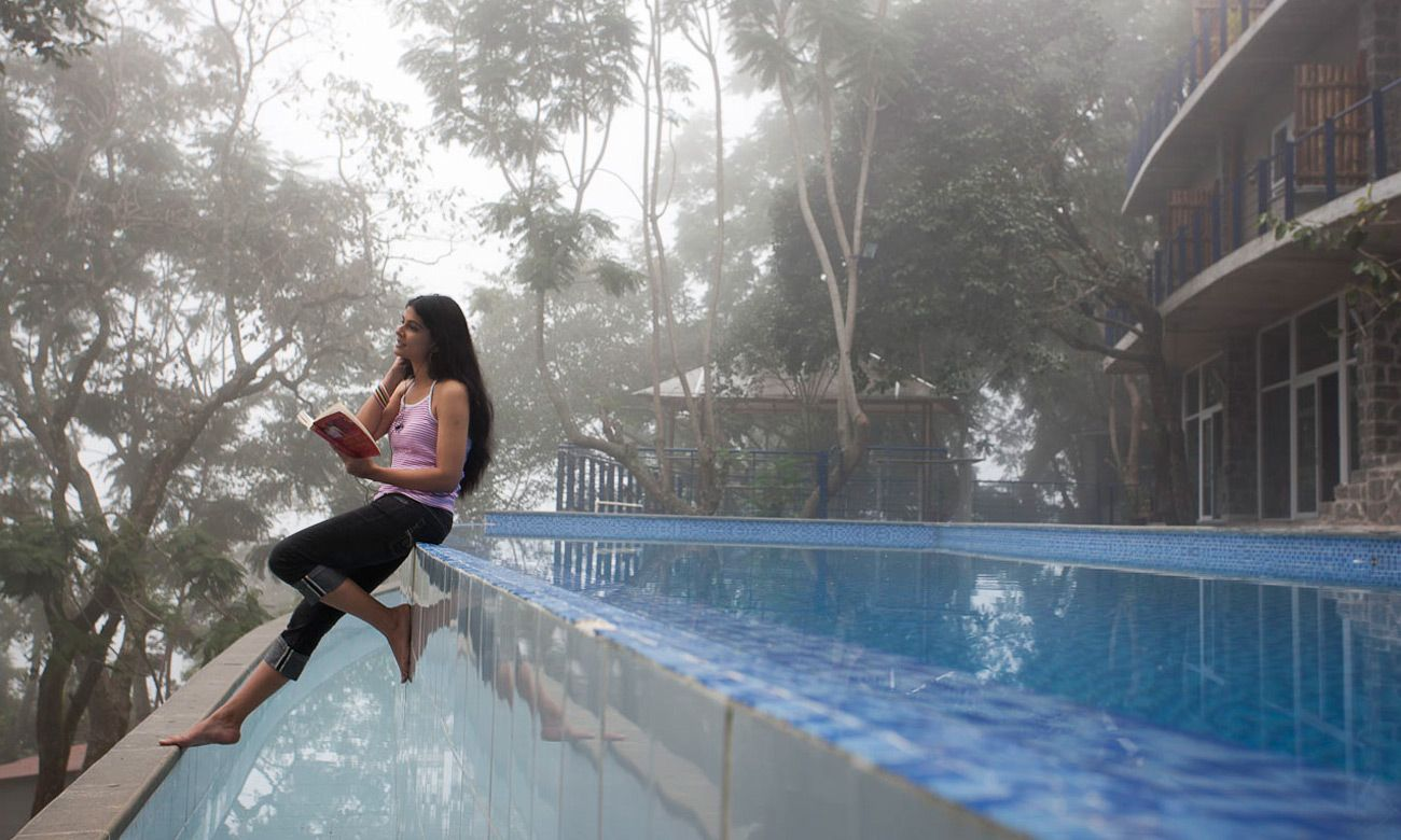 Pool view @ GRT Nature Trails Yercaud | travel | Best ...
