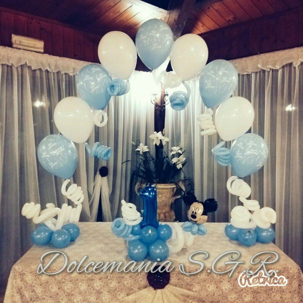 dolcemania #palloncini #puglia #italia #compleanno #topolino #arco