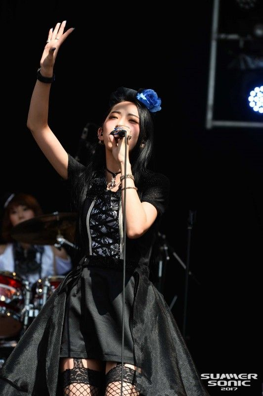 BAND MAID 2017 OSAKA LIVE REPORT Band Maid